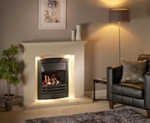 Faro-Agean-Limestone-with-gas-fire